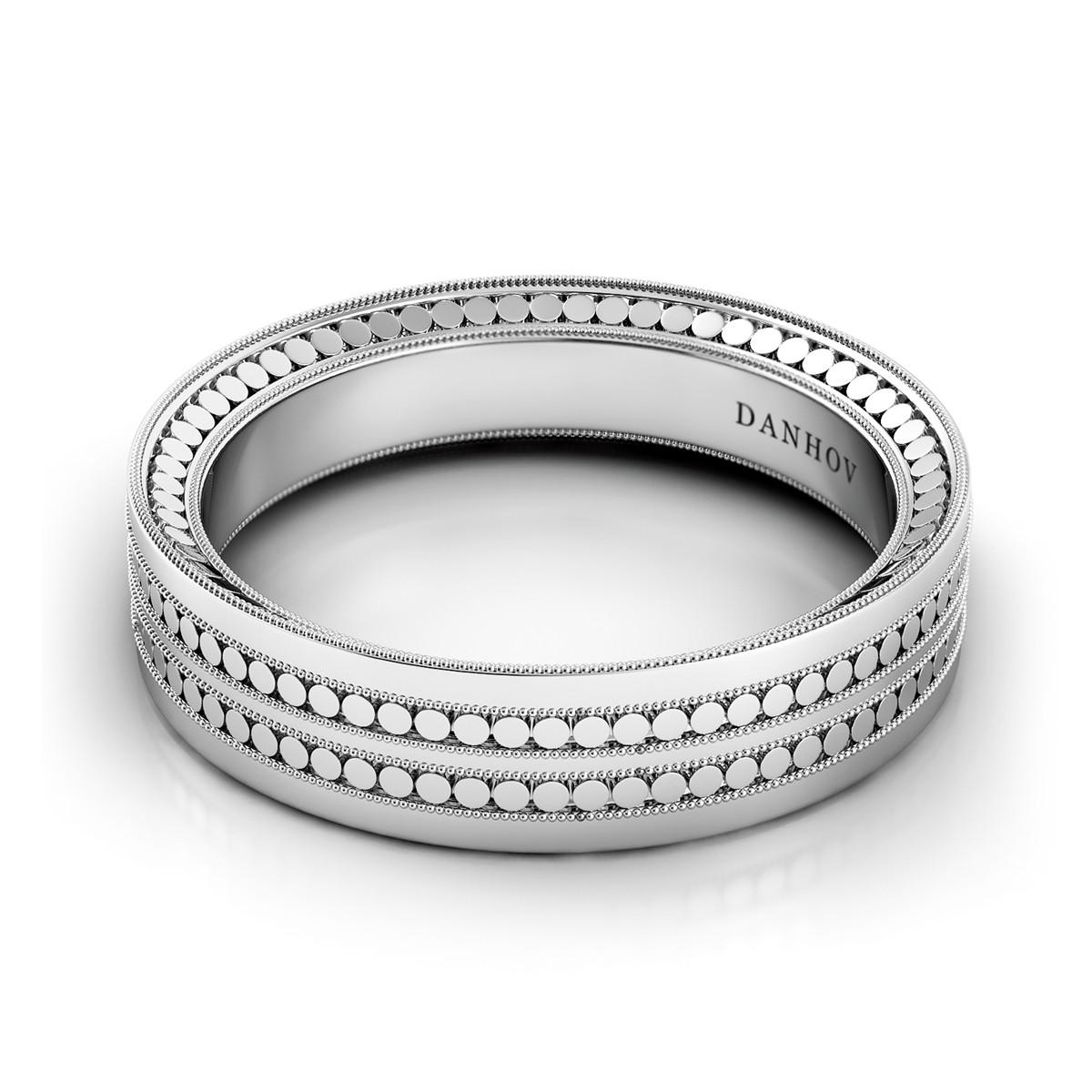 Award Winning Wedding Ring for Men