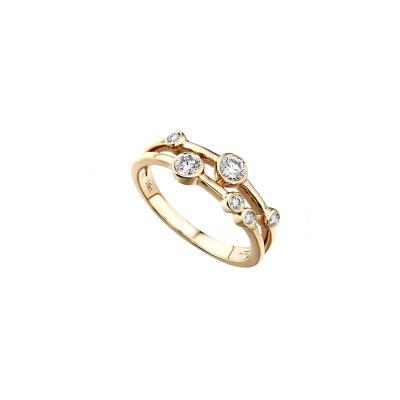 14k Yellow Gold Ladies Fashion Ring LR7161E4YW