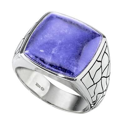 Sterling Silver Mens Fashion Ring 84203SOD8X