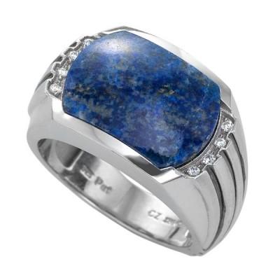 Sterling Silver Mens Fashion Ring 84273LAP8X