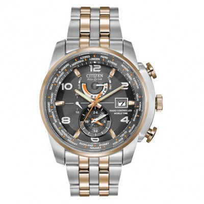 Citizen World Time A-T AT9016-56H