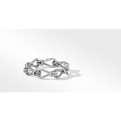 Thoroughbred Loop Chain Bracelet