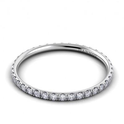 Round Diamond Band CB112-A
