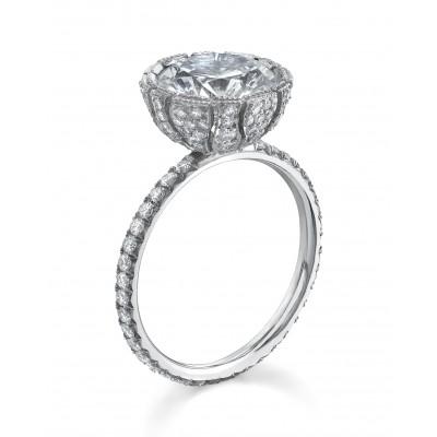 Handmade Designer Engagement Ring CE118