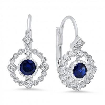 Ladies Earring E106- D,S