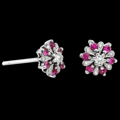 Ladies Earring 8WE128(A)-D,PS,D