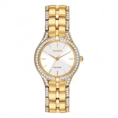 Citizen Silhouette Crystal FE2062-58A