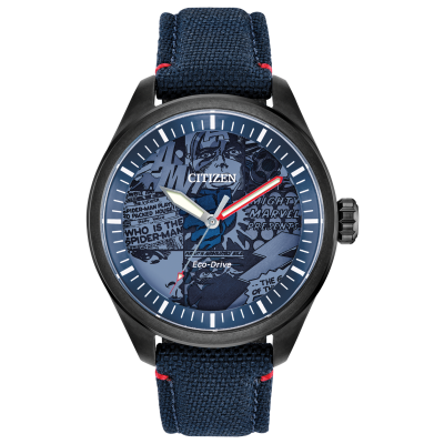 Citizen Marvel Heroes AW2037-04W