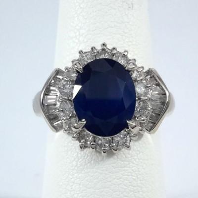 Platinum Ladies Fashion Ring R10080
