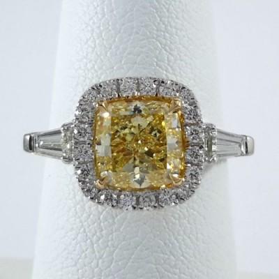 18k White Gold Ladies Fashion Ring R10098