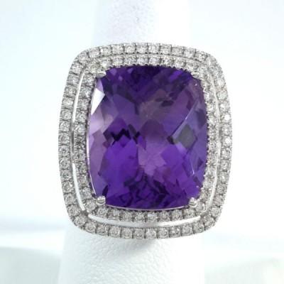 Platinum Ladies Fashion Ring R9980
