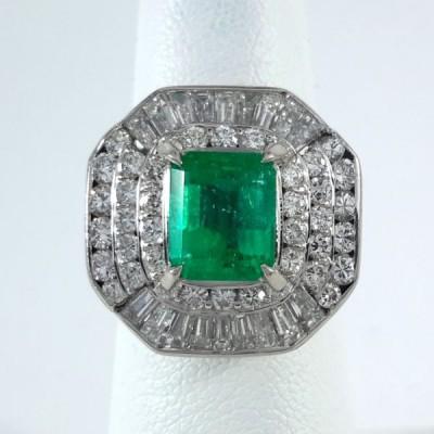 Platinum Ladies Fashion Ring R9984